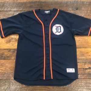 Detroit Tigers Baseball Jersey